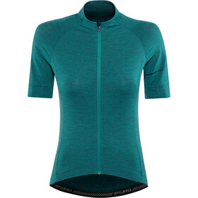 Giro New Road Trikot Damen teal heather